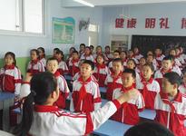 """北新村小学开展""""传承红色基因 红歌唱响校园""""活动"""