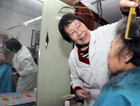 张秀兰:社区的热心女管家